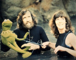 Jim Henson and Katheryn Mullen