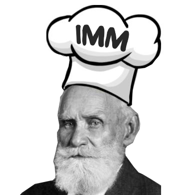 IMM cookbook Logo